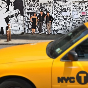 bossarenova trio in New York City