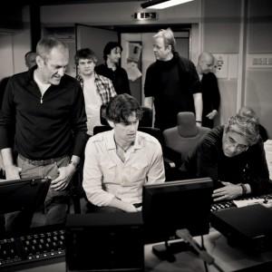 Ralf Schmid, Ivan Lins, Wolfgang Haffner, Klaus Peter Schöpfer