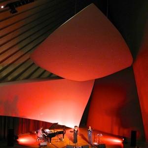bossarenova trio at Philharmonie, Luxembourg