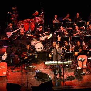 Ralf Schmid +Ivan Lins + SWR Big Band at STIMMEN Festival