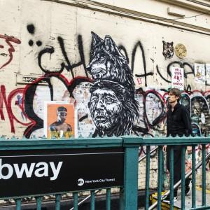 Ralf Schmid NYC Subway