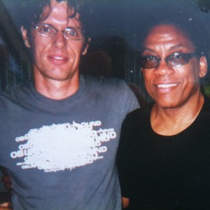 Ralf Schmid with Herbie Hancock