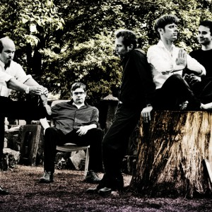 Musikfreizeit: Veit Hübner, Johannes Enders, Joo Kraus, Ralf Schmid, Torsten Krill
