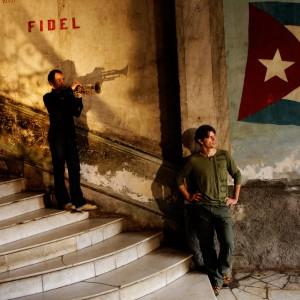 Ralf Schmid and Joo Kraus in Havana de Cuba