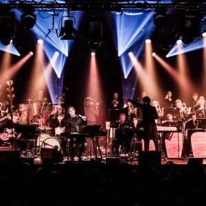 Ivan Lins & SWR BIg Band, cond. / arr.: Ralf Schmid at Leverkusen Jazzfestival