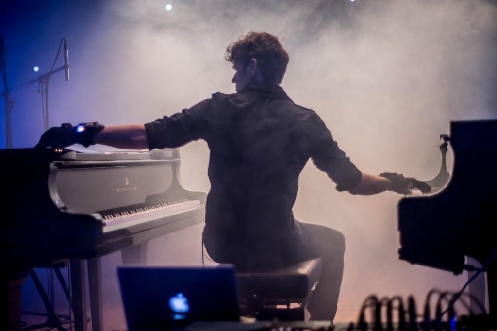 Ralf Schmid pyanook at ZKM Karlsruhe